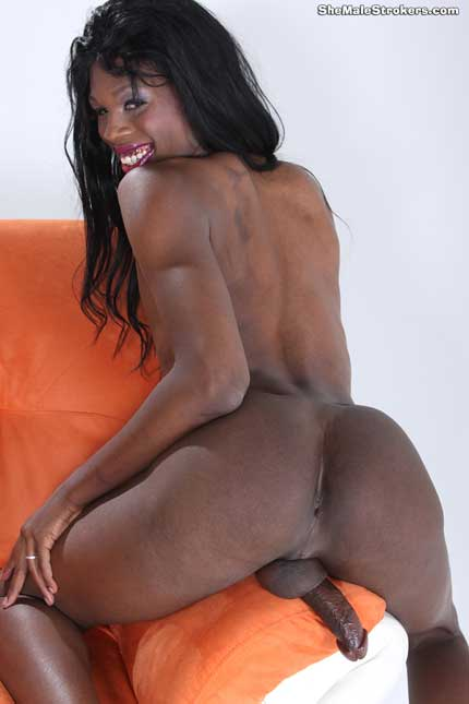 pounding black tranny ass