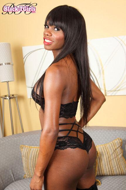 Sexy Brooke Shemale Hardcore