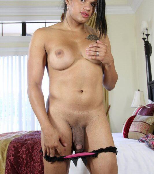 Morena Black Shemale