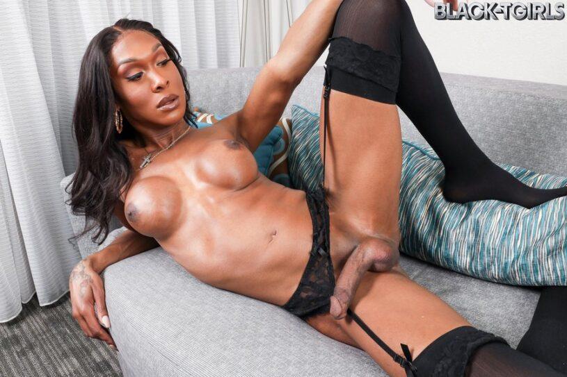 Black Tgirl Beauty Kayla Biggs